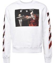 off-white cavaggio slim sweatshirt