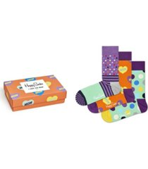 happy socks women's mother's day gift box, pack of 3