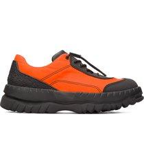camper lab kiko kostadinov, sneakers hombre, naranja , talla 46 (eu), k100455-004