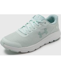 zapatilla ua w surge 2 menta under armour