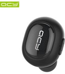 qcy q26 mini audífono invisible bluetooth 4.1 manos libres