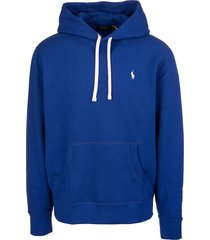 ralph lauren man blu royal rl hoodie