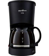 cafeteira britânia cp28 28 cafézinhos 127v