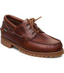 acadia båtskor skor brun sebago