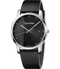 reloj calvin klein para hombre - city  k2g2g1c1