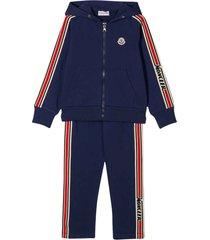 moncler blue jumpsuit