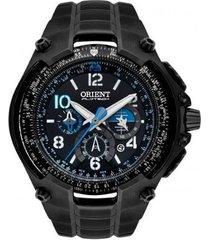 relogio orient flytech cronografo mpttc001 p2px masculino