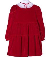 il gufo red dress
