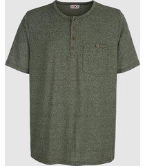 t-shirt roger kent khaki