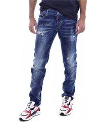 jeans slim stretch vernietigen