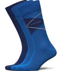 3p rs gift set cc underwear socks regular socks blå boss