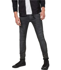 3301 deconstructed skinny colored jeans