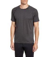 men's rhone reign performance t-shirt, size small - black