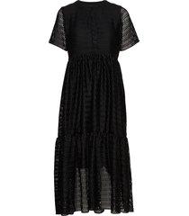 dress maxiklänning festklänning svart camilla pihl
