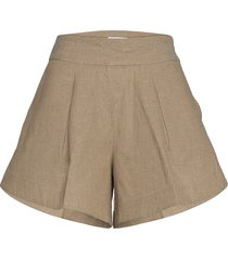 salles shorts flowy shorts/casual shorts beige stylein