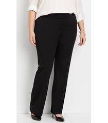 maurices plus size womens legacy bootcut trouser pants