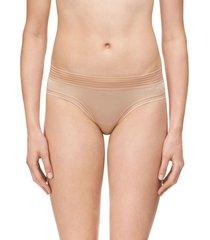 panties hipster modal (3pk) beige calvin klein