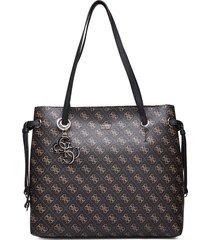 digital shopper bags top handle bags bruin guess