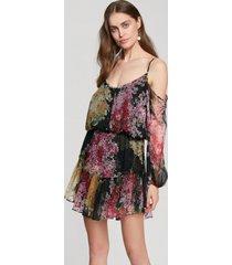 sukienka z jedwabiu eva