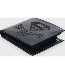 portfel skórzany super tata + imię