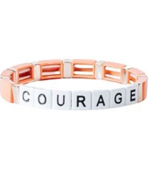 ryan porter block courage bracelet