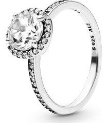 anel nobre beleza clássica