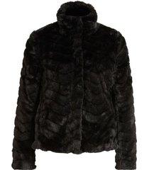 faux fur vialiba jacket