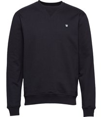 tye sweatshirt sweat-shirt trui zwart wood wood