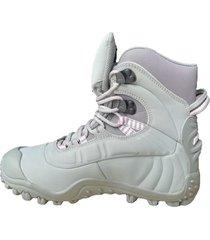botas kumbre elbrus-grisrosado w013