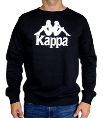 sueter kappa authentic eslogari - negro