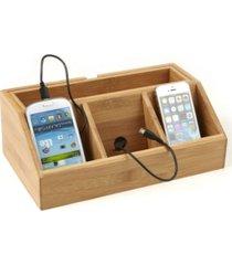 mind reader 3 component charging station and desk organizer
