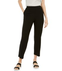 eileen fisher straight-leg ankle pants