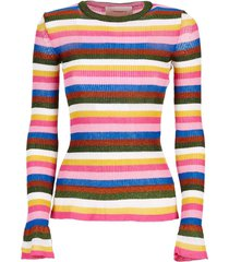 flute knit top
