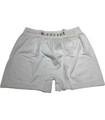 boxer blanco mancini