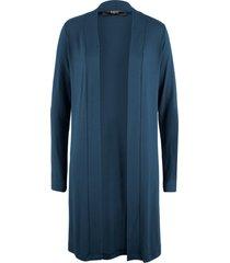 giacca lunga in maglina (blu) - bpc bonprix collection