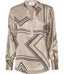 isa ls blouse blouse lange mouwen second female