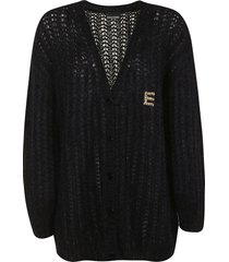 ermanno scervino v-neck cardigan