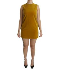 stretch shift mini dress