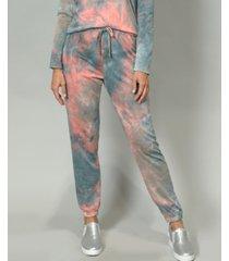 women's tie dye jogger