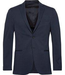 norwin4-j blazer colbert blauw boss