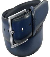 florsheim men's carmine leather belt