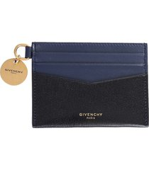 """givenchy designer wallets, """"edge"""" card holder"""
