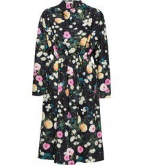 jay, 1037 floral poly dresses everyday dresses multi/patroon stine goya