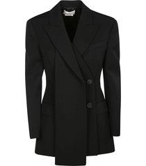 alexander mcqueen double-breasted blazer
