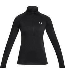 buzo under armour tech 1/2 zip mujer