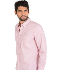 camisa casual textura regular fit 93452
