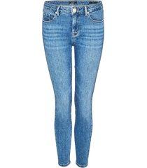 opus skinny jeans elma mid blue