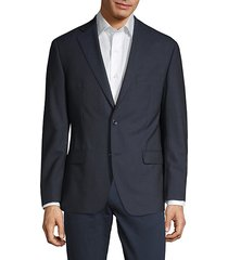 classic-fit wool sport coat
