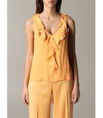 blouse patrizia pepe 2c1216/av35