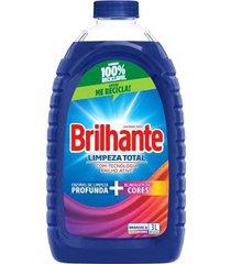 sabão líquido brilhante limpeza total 3l